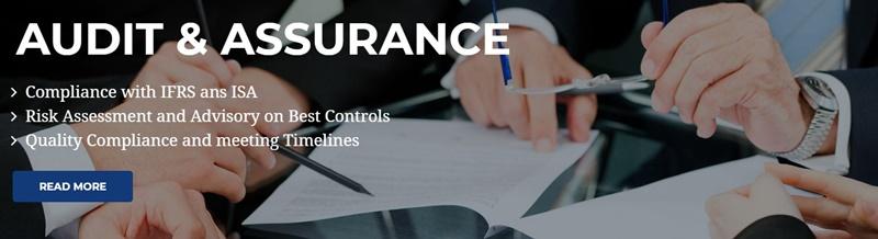 Audit & Assurance Services in Dubai