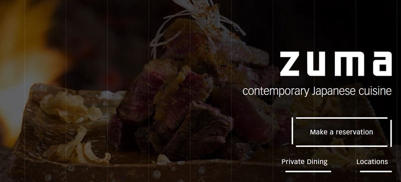 Best Sushi Restaurant in Dubai
