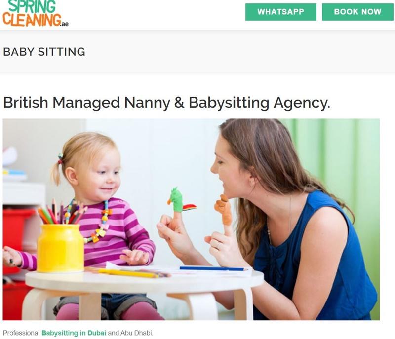 Dubai Nanny Salaries