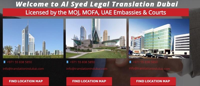 Language Translation Services Company in Dubai