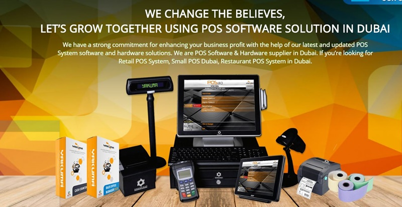 Point Of Sale POS System Bundle Offer in Dubai, UAE