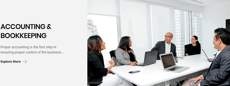 Range Of Accounting Services