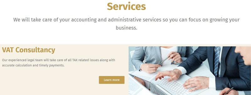 Top Accounting Firms in Dubai