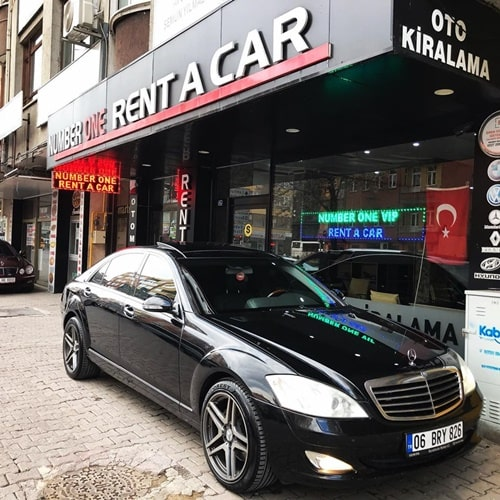 Can we take rent a car to Oman from Dubai