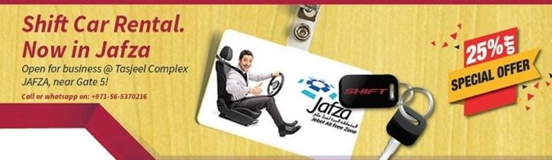 Is it worth renting a car in Dubai