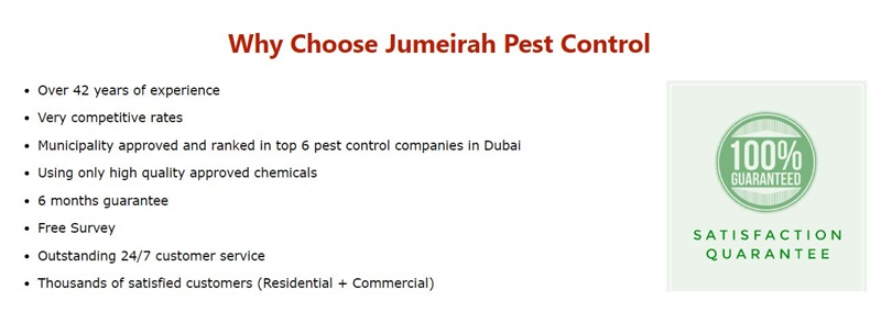 Is monthly pest control necessary