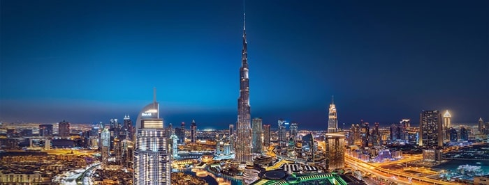What are the best places to visit in Dubai