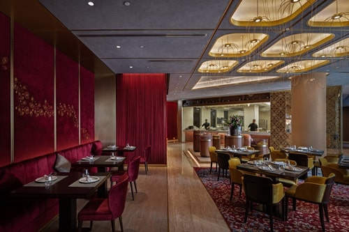 What are the top traditional Indian restaurants in Dubai