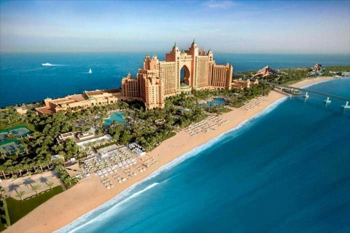 What is the 7 star hotel in Dubai