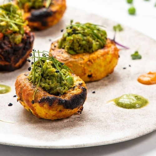 What is the best place to have Indian vegetarian food only in Dubai