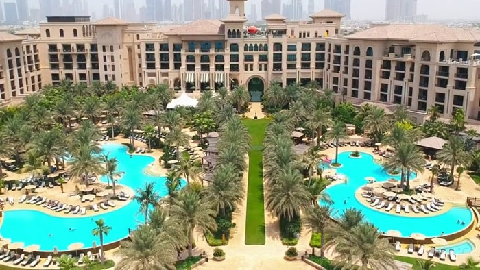 What is the highest rated hotel