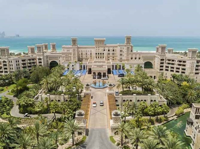 What is the most luxurious hotel in the world