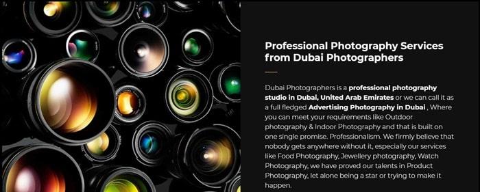 cheap dubai photographer