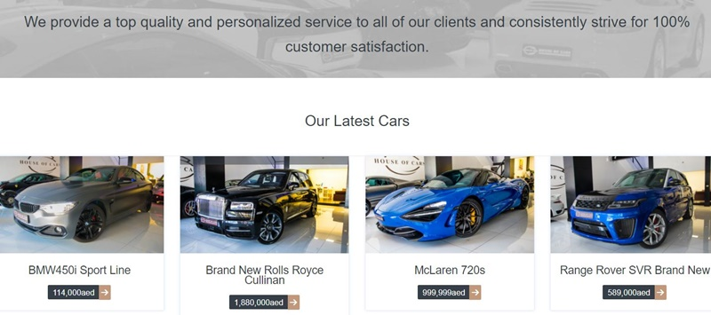 How much do high end car dealers make
