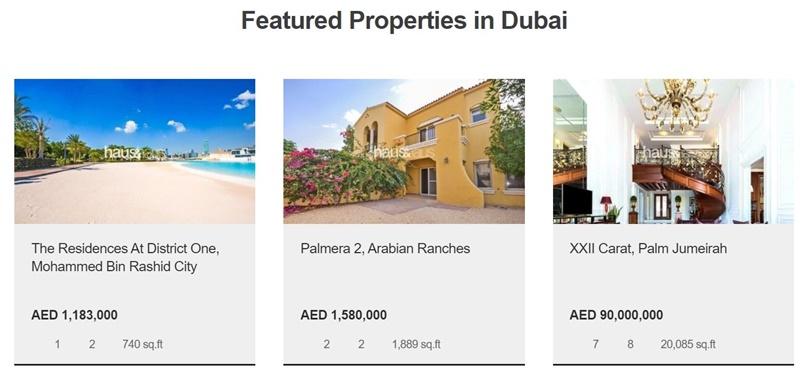 real estate companies in dubai marina
