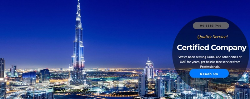 High Rise Building Window Cleaning Services in dubai