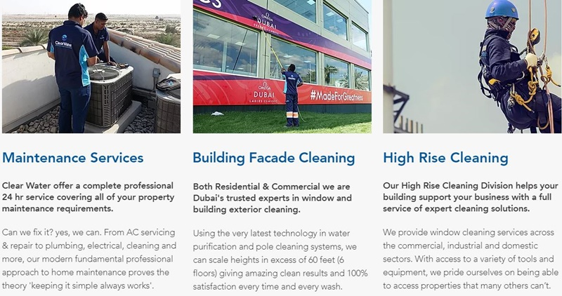 High Rise Building Window Cleaning Services review