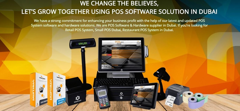 best POS Machine and POS Software Companies in dubai