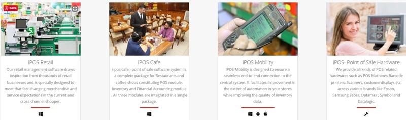 dubai POS Machine and POS Software Companies
