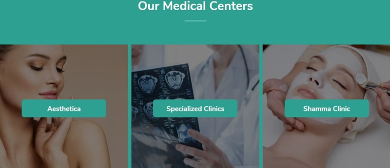 top ance treatment clinics in dubai