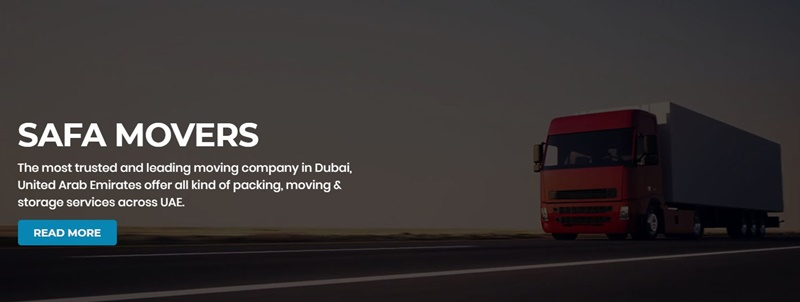 which Movers and Packers in Dubai is best in dubai