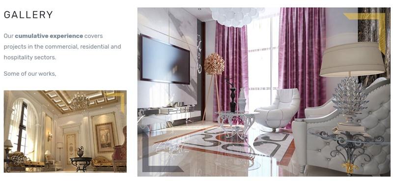 Dubai interior design companies Review