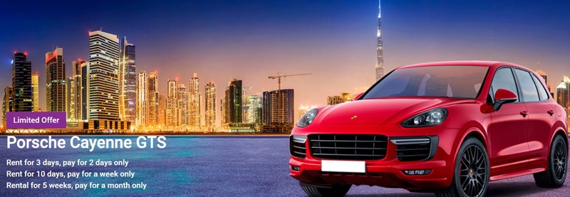 Is it cheap to rent a car in Dubai