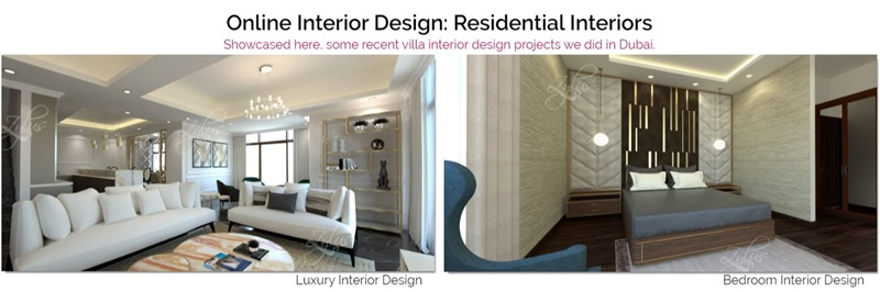 What does an interior decorator
